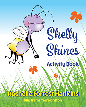 Shelly Shines Activity Book